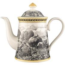 Villeroy & Boch Audun Ferme Kaffeekanne 6 Pers. gelb,grau