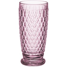 Villeroy & Boch Boston coloured Longdrinkglas rose rosa