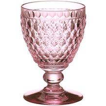 Villeroy & Boch Boston coloured Rotweinglas rose rosa