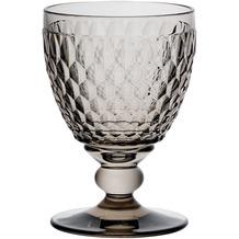 Villeroy & Boch Boston coloured Rotweinglas grau