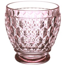 Villeroy & Boch Boston coloured Shot Glas rose rosa