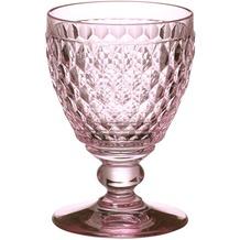 Villeroy & Boch Boston coloured Wasserglas rose rosa