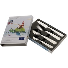 Villeroy & Boch Chewy around the world Kinderbesteck 4tlg.