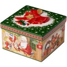 Villeroy & Boch Christmas Toys Geschenkpaket mittel eckig Werkstatt