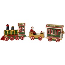 Villeroy & Boch Christmas Toys Memory Nordpol Express bunt