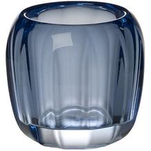 Villeroy & Boch Coloured DeLight Teelichthalter klein Winter Sky blau