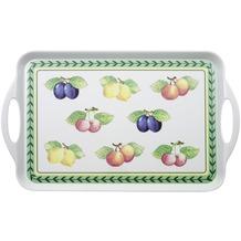 Villeroy & Boch French Garden Kitchen Tablett grün,gelb