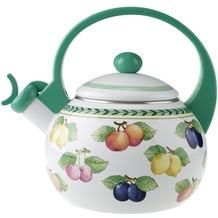 Villeroy & Boch French Garden Kitchen Teekessel grün,gelb