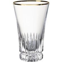 Villeroy & Boch Grand Royal Gold Longdrinkglas klar,gold