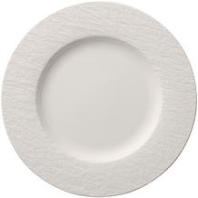 Villeroy & Boch Manufacture Rock blanc Speiseteller weiß