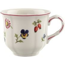 Villeroy & Boch Petite Fleur Kaffeeobertasse bunt