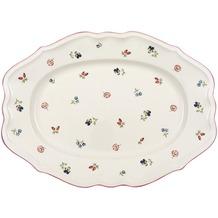 Villeroy & Boch Petite Fleur Platte oval bunt