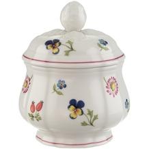 Villeroy & Boch Petite Fleur Zuckerdose 6 Pers. bunt