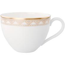 Villeroy & Boch Samarkand Kaffeeobertasse gold,weiß
