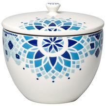 Villeroy & Boch Tea Passion Medina Teedose mit Deckel blau,grau