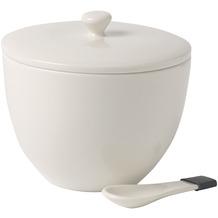 Villeroy & Boch Tea Passion Teedose mit Deckel weiß