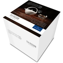 Villeroy & Boch Tea Passion Teekanne 4P. mit Filter weiß