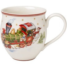Villeroy & Boch Toy's Delight Becher North Pole Express