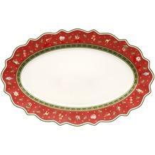 Villeroy & Boch Toy's Delight Platte oval rot