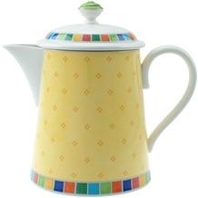 Villeroy & Boch Twist Alea Limone Kaffeekanne 6 Pers. bunt