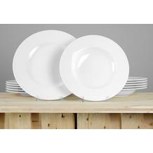 Villeroy & Boch Twist White Tafel-Set für 6 Personen 12-teilig weiß