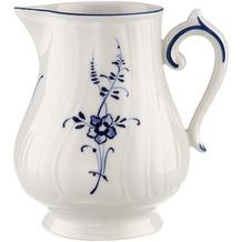 Villeroy & Boch Vieux Luxembourg Milchkännchen 6 Pers. blau,weiß