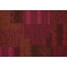 Kelii Patchwork-Teppich Alaska purple 60 cm x 90 cm