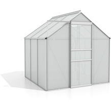 vitavia Gewächshaus Comet Hohlkammerplatte 4mm, alu 3,8 m²