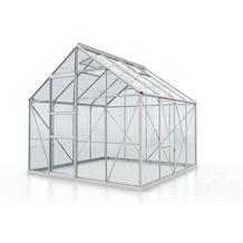 vitavia Gewächshaus Meridian 1 Einscheibenglas 3mm 6,7 m²