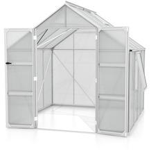 vitavia Gewächshaus Olymp Hohlkammerplatte 4mm 6,7 m²