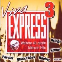 Viva Express 3, CD