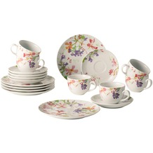 Vivo Flower Meadow Kaffee Set 18tlg.