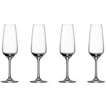 vivo Voice Basic Glas Champagne Sektglas 4er Set klar