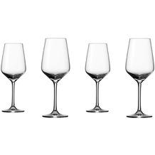 vivo Voice Basic Glas Weißweinglas Set 4tlg. klar