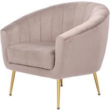Kayoom Sessel / Sofa Doreen 125 Taupe