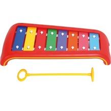Voggenreiter Verlag Kinder-Glockenspiel 8 Klangplatten