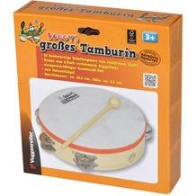 Voggenreiter Verlag Voggy's großes Tamburin mit Schlägel