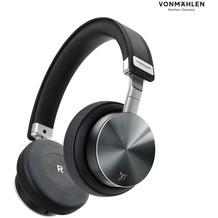 Vonmählen Wireless Concert One, Bluetooth Kopfhörer On-Ear, schwarz