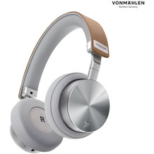 Vonmählen Wireless Concert One, Bluetooth Kopfhörer On-Ear, silber