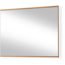 Voss Möbel Spiegel Loveno 2x82x61 cm Eiche