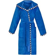 Vossen Bademantel Millenial deep blue L