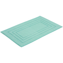 Vossen Badeteppich Feeling capri blue 60 x 60 cm