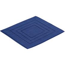 Vossen Badeteppich Feeling reflex blue 60 x 60 cm