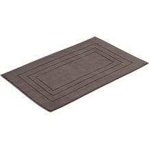 Vossen Badeteppich Feeling slate grey 60 x 60 cm