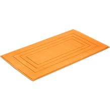 Vossen Badeteppich Feeling amber 60 x 100 cm