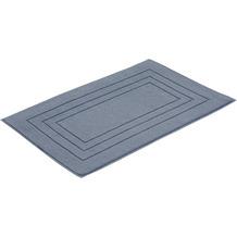 Vossen Badeteppich Feeling dusty blue 60 x 60 cm
