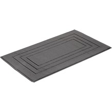Vossen Badeteppich Feeling graphit 60 x 100 cm