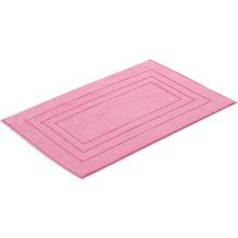 """Vossen Badeteppich """"Vossen Feeling"""" pretty pink 60 x 60 cm"""