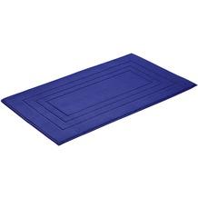 Vossen Badeteppich Feeling reflex blue 60 x 100 cm