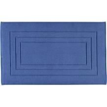 Vossen Badteppiche Feeling blau 60x100 cm